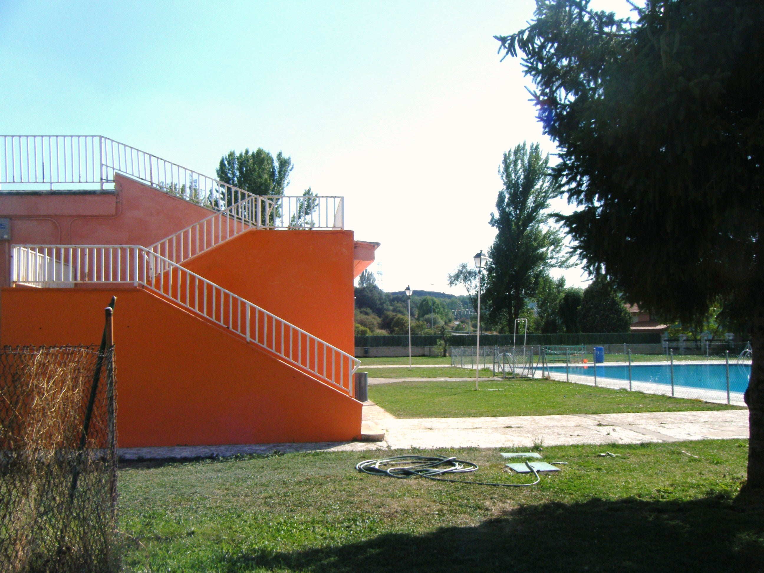 Sports Centre and Public swimming pool