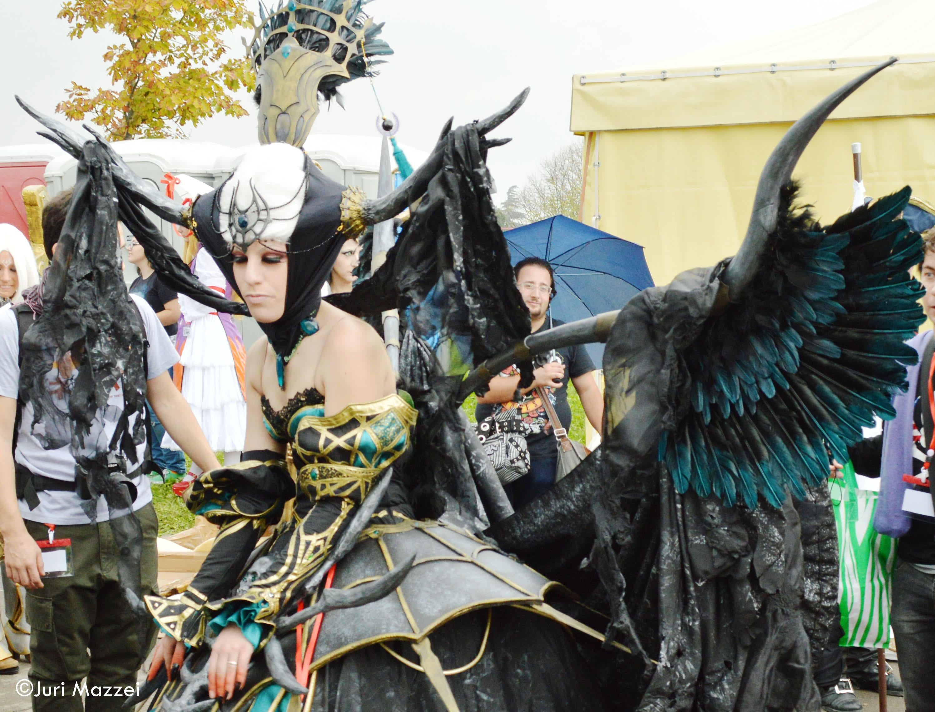 Carnaval en Lucca Comics And Games