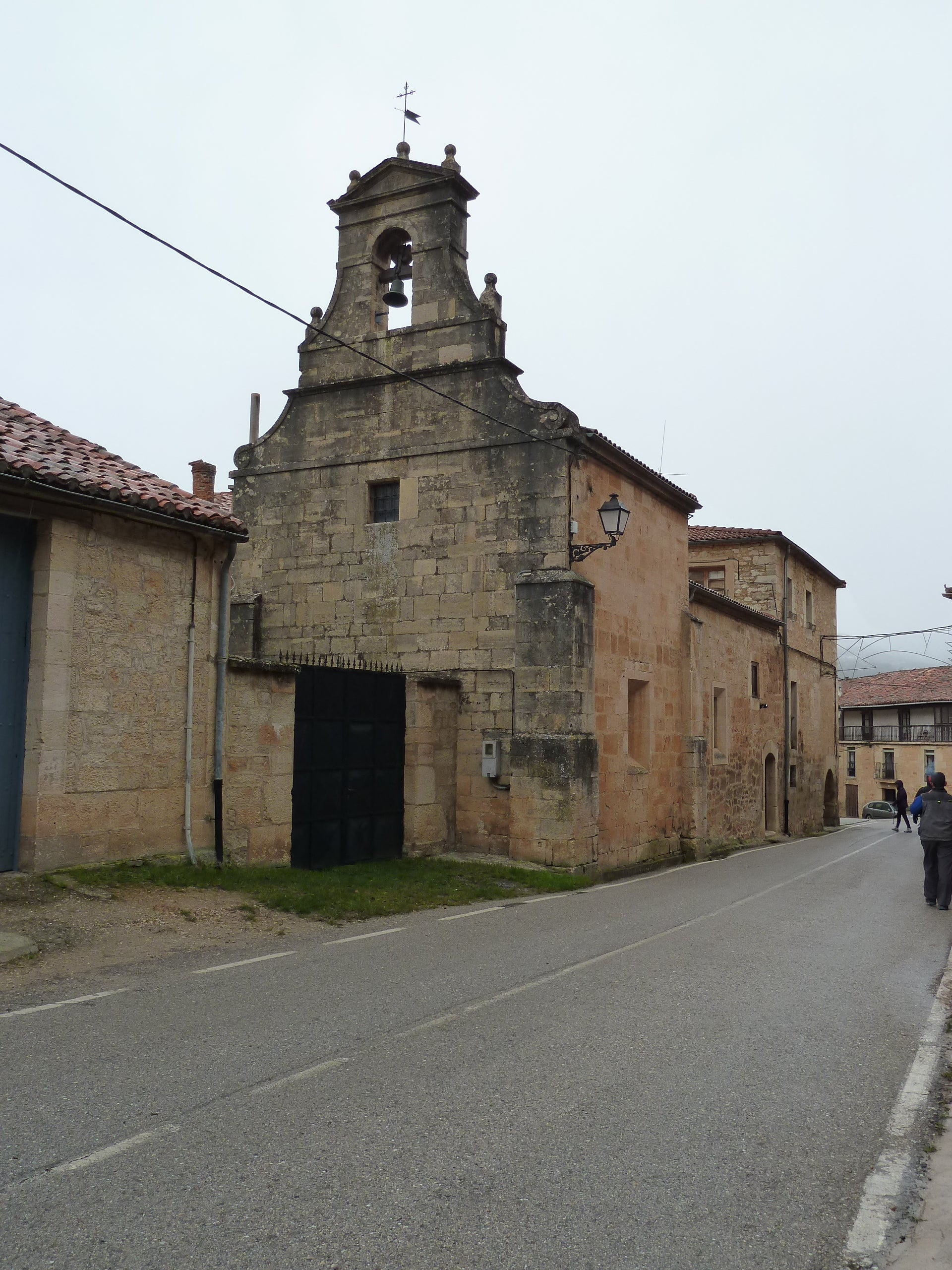 Church in Sedano