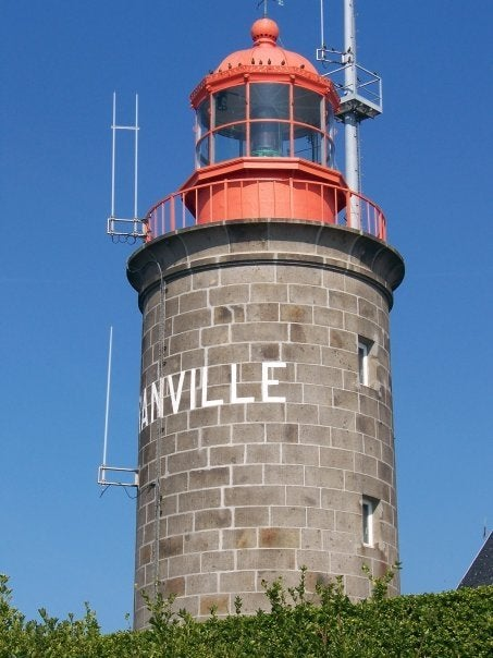 Granville lighthouse