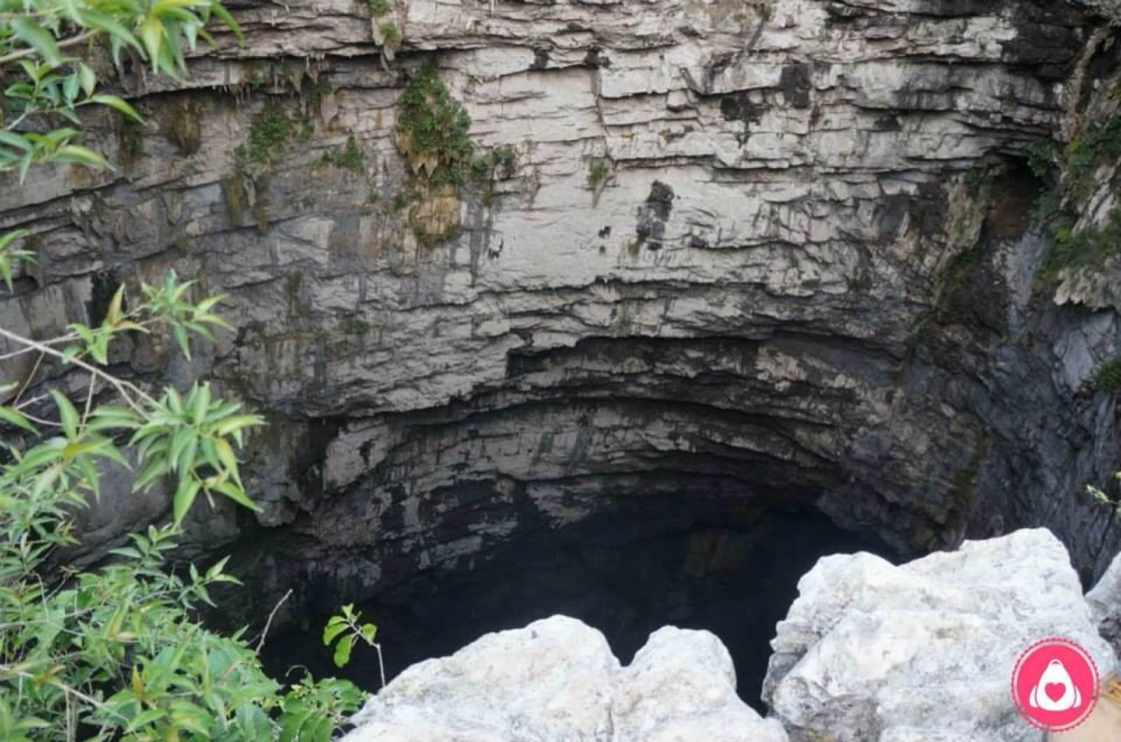 Cave of Swallows