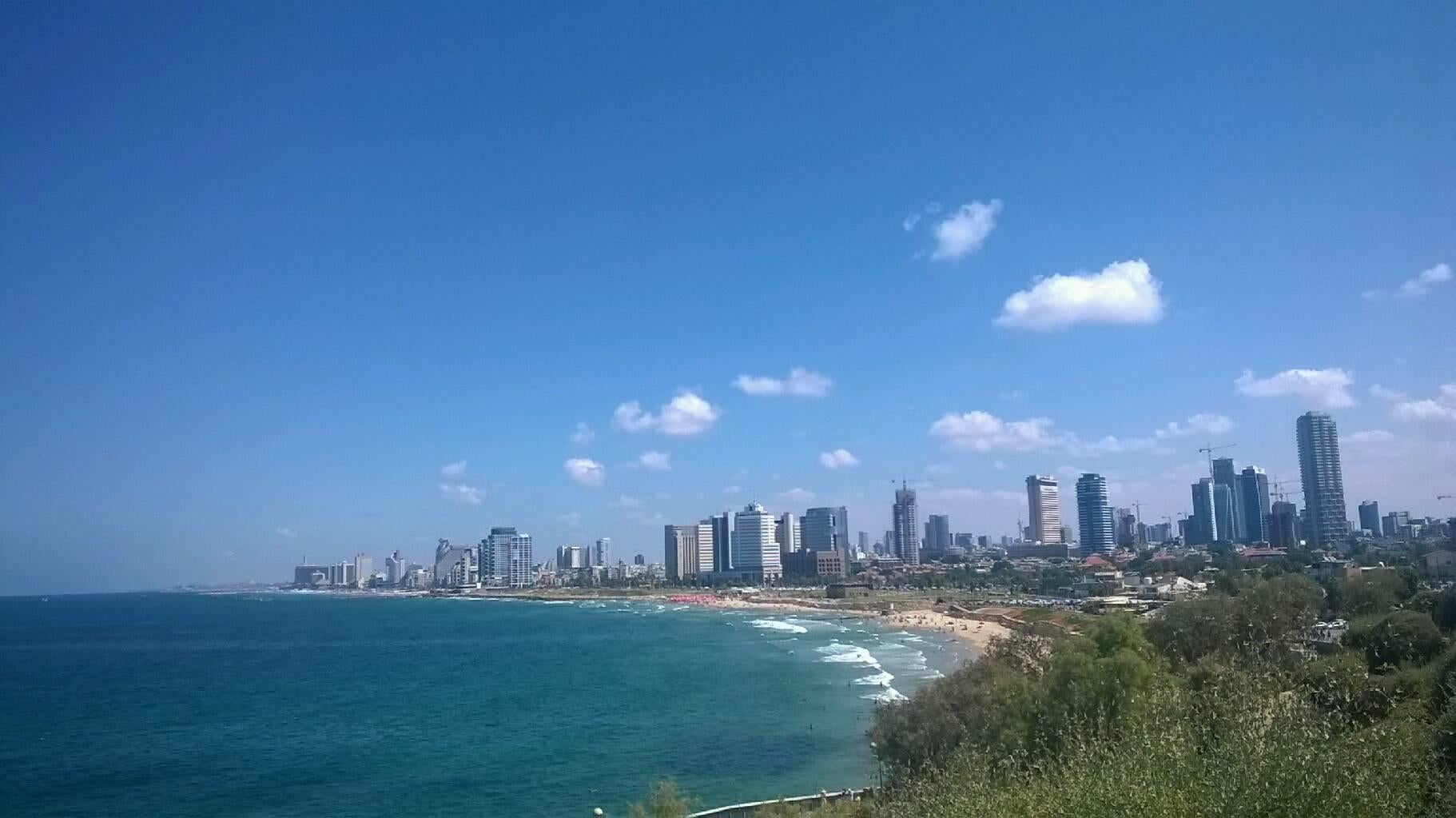 Old Jaffa Lookout