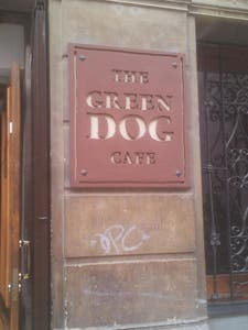 The Green Dog Cafe