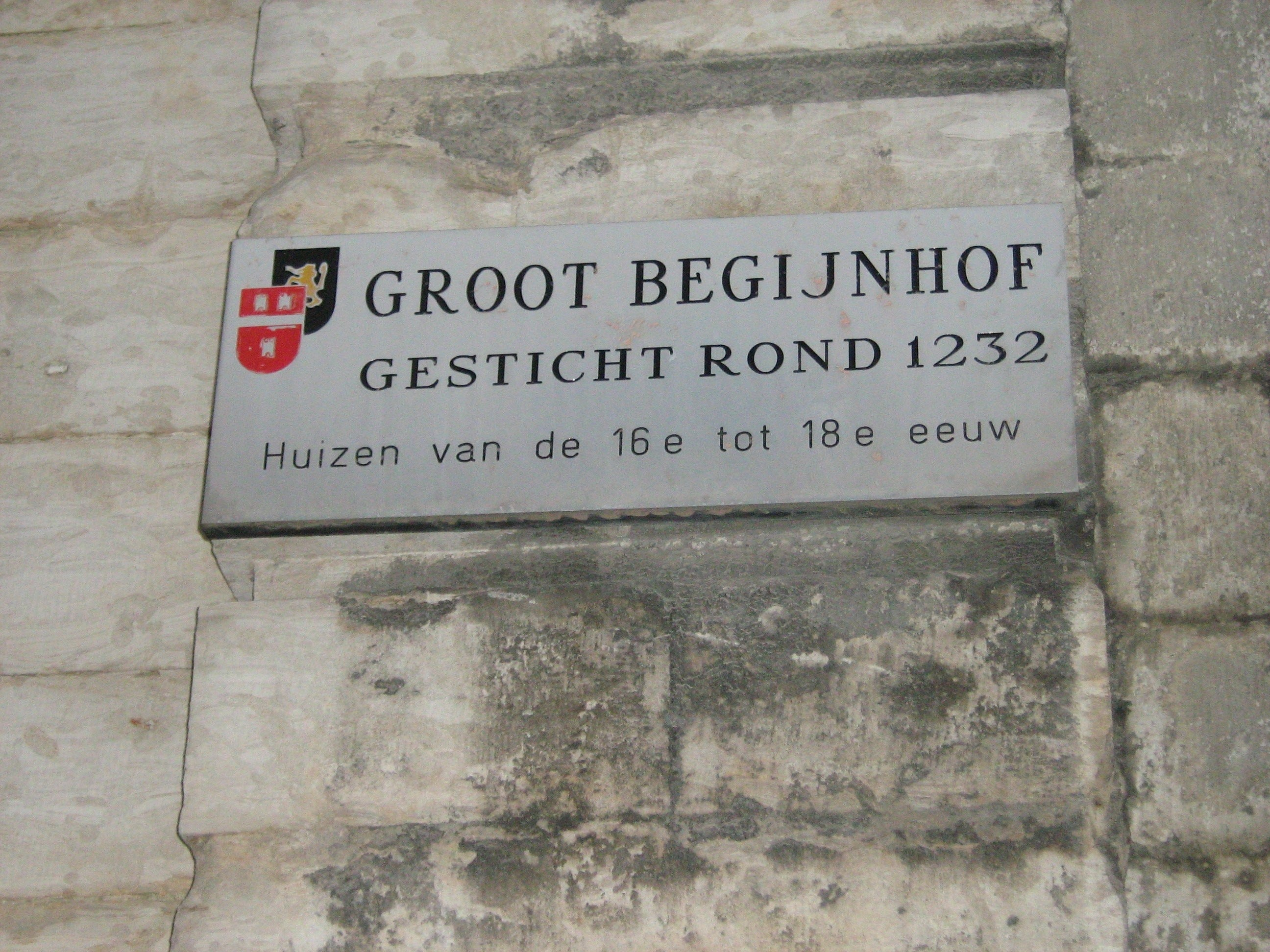 Grand Béguinage (Groot Begijnhof)