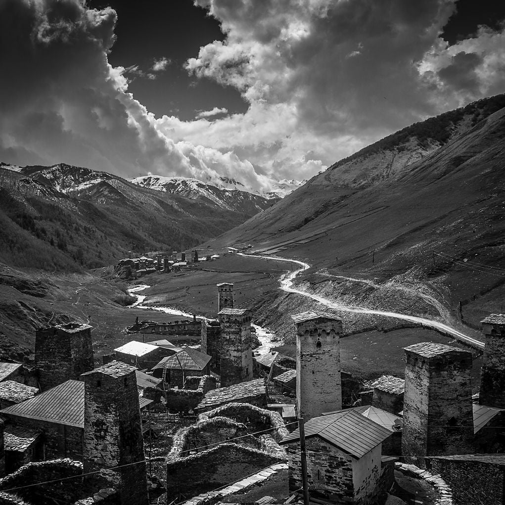 Mountains of Svaneti