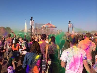 Festival of Colors Los Angeles