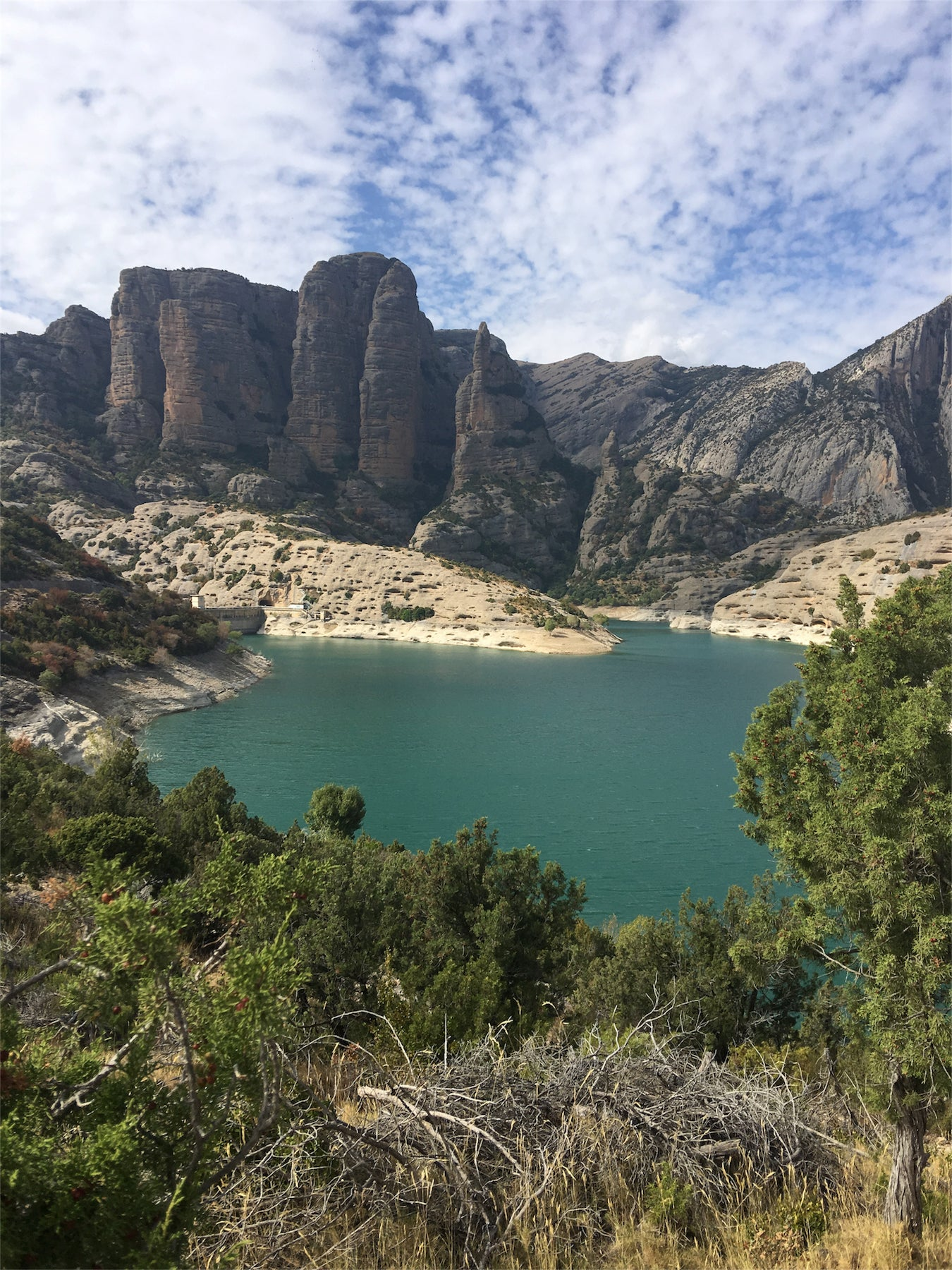 Embalse de Vadiello, Huesca
