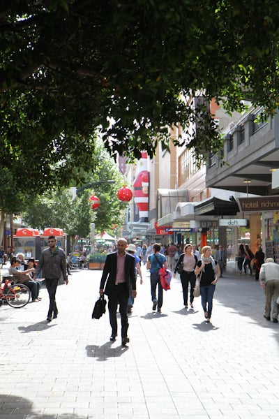 Rundle Street East