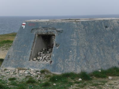 Bunkers militaires