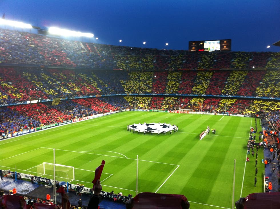 Camp nou in barcelona 153 reviews and 748 photos for Hotel vicino al camp nou