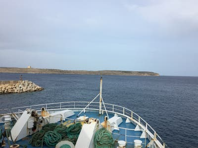 Ferries Gozo Channel Line