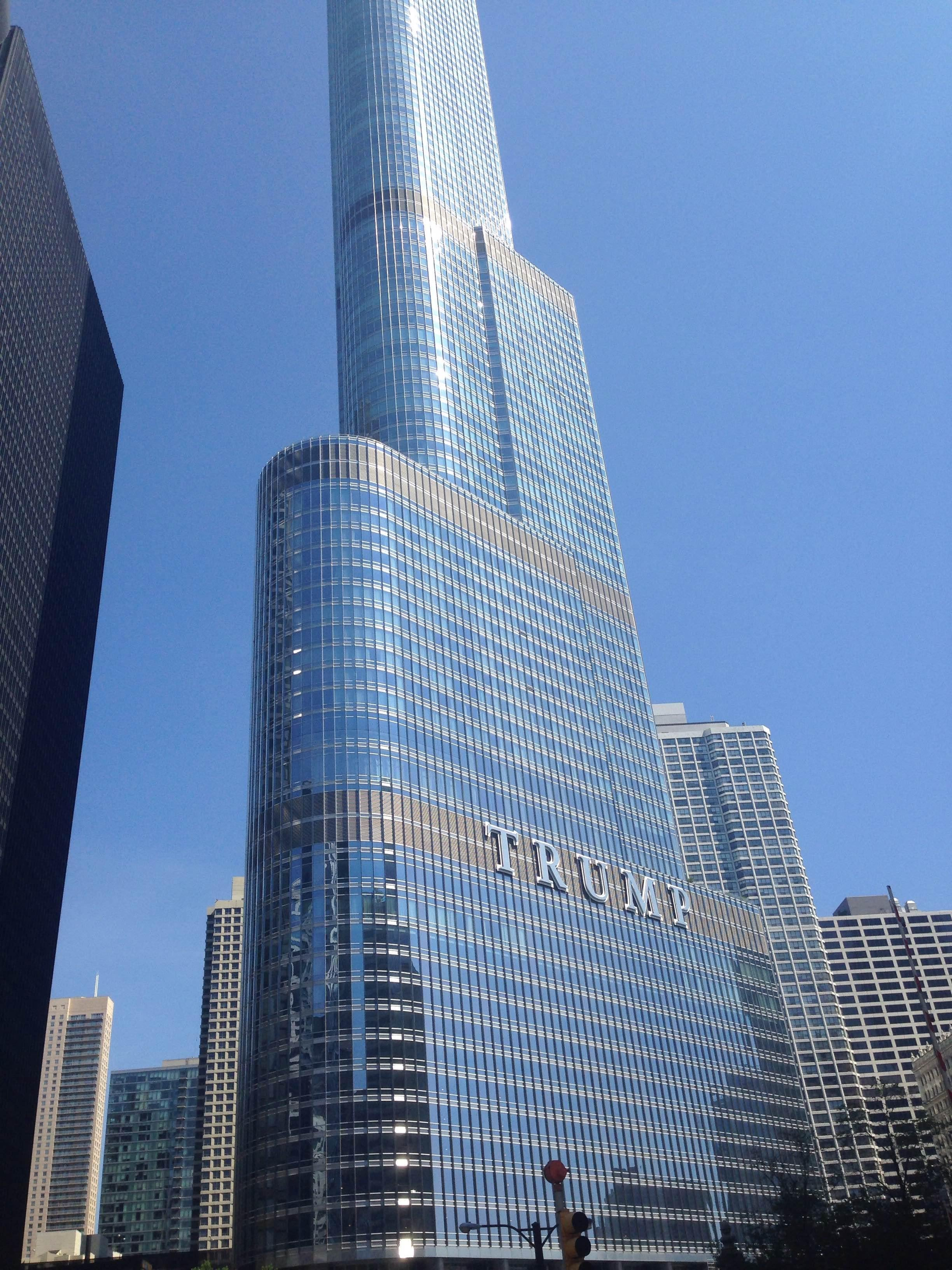 Ciudad en 77 West Wacker Drive