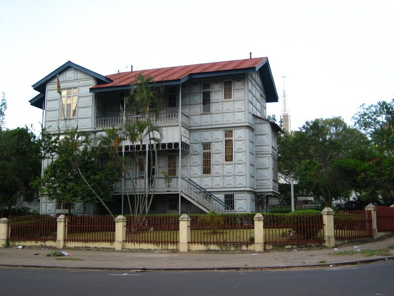 Casa do Ferro (The Iron House)