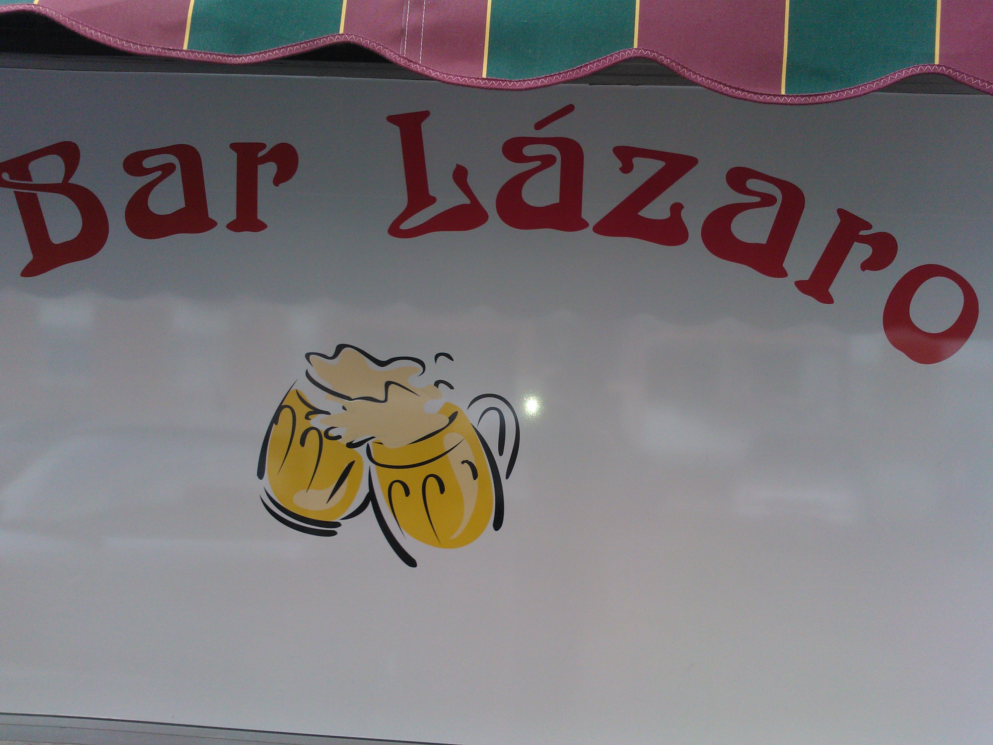 Bar Lázaro