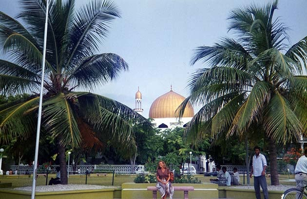 Malé Friday Mosque (Hukuru Miskiiy)