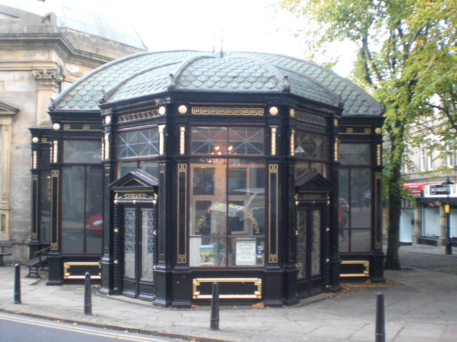 Le Royal Pump Room Museum