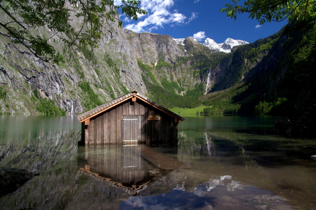Lac Obersee