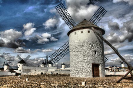 Windmills Route