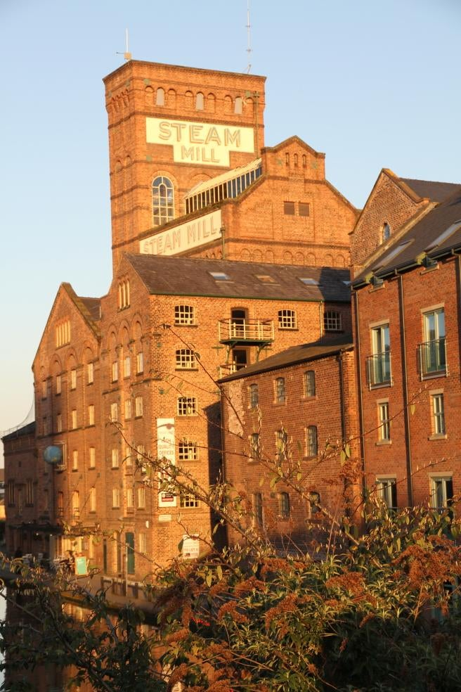 Steam Mill Business Centre