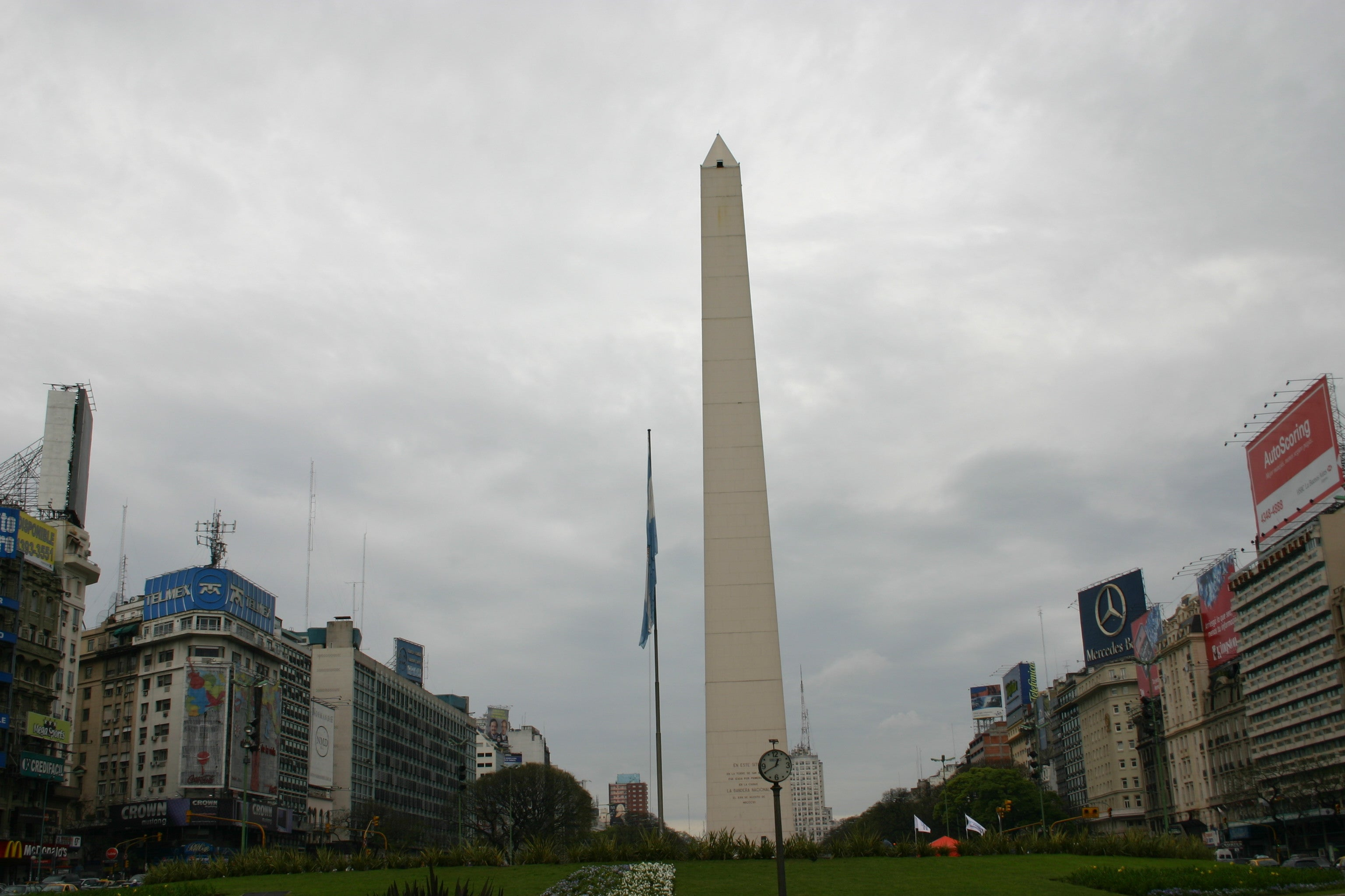 Edificio en Obelisco