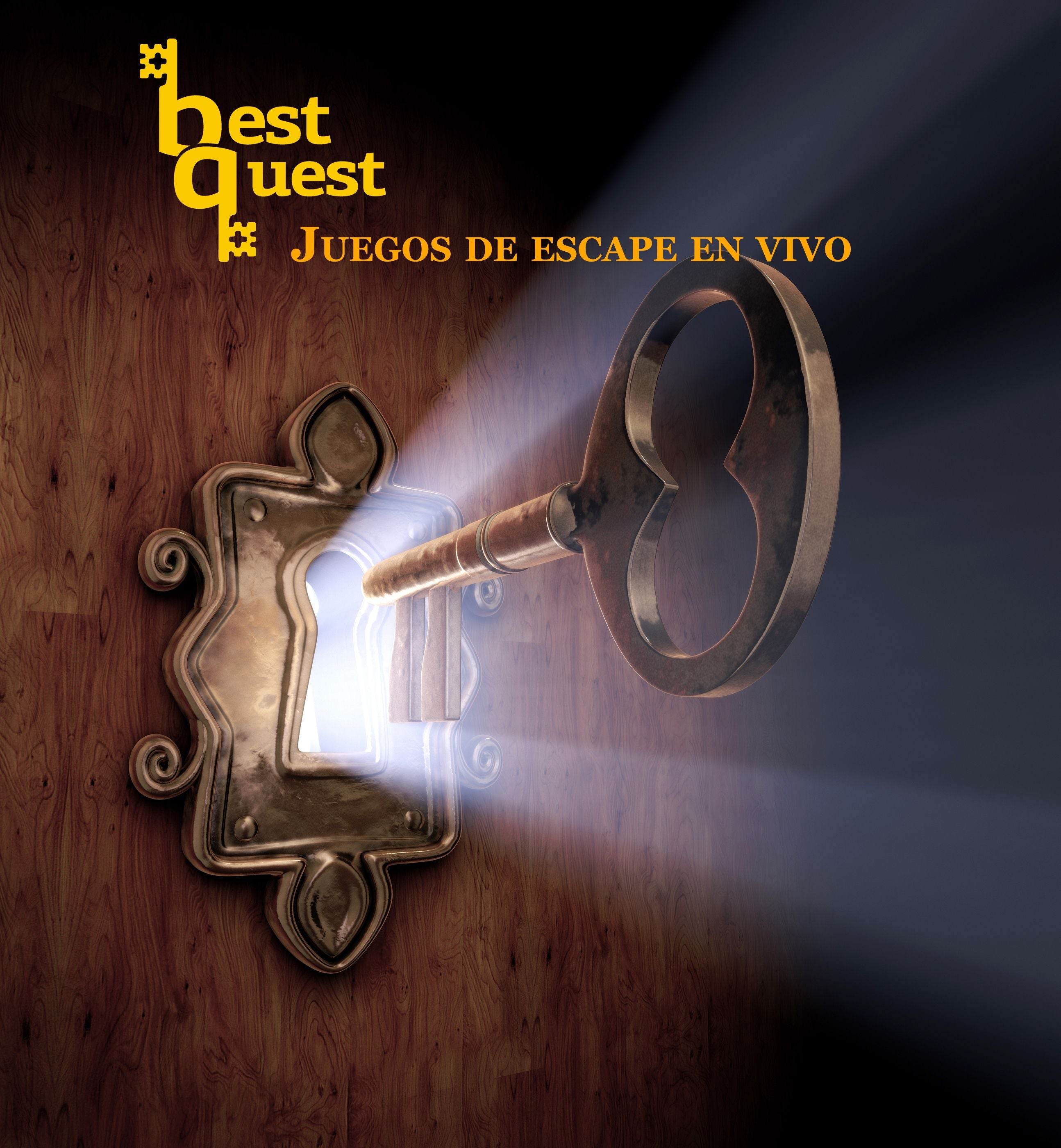 Arma en Best Quest Room Escape (juego de escape en vivo)