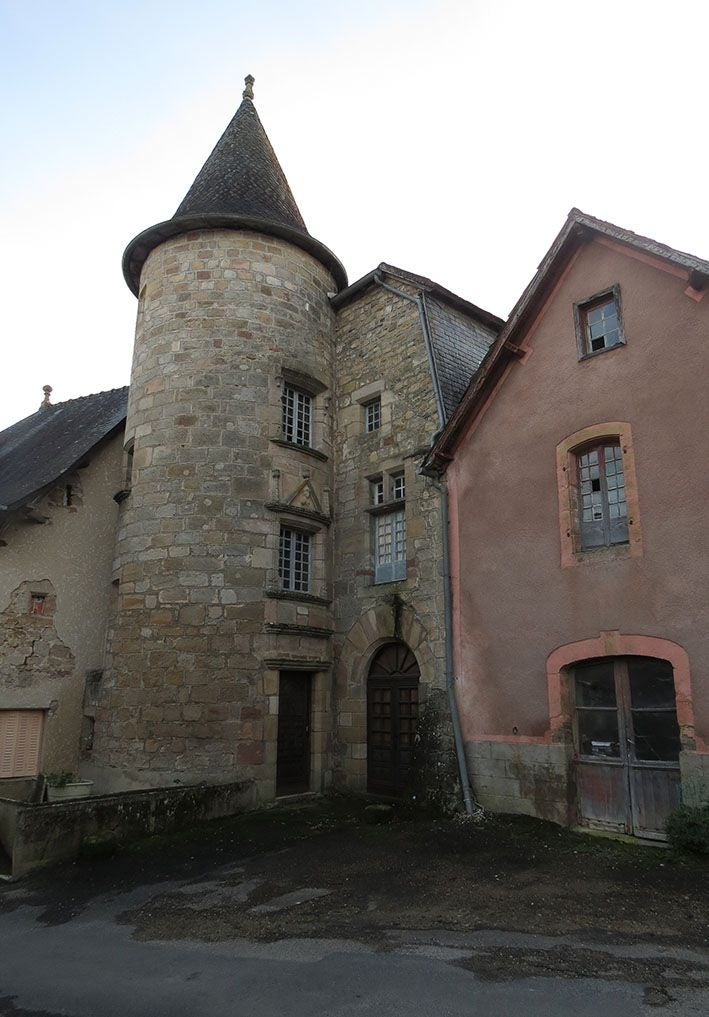 House in Maison Lavergne