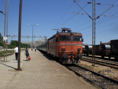 Trains of Macedonia