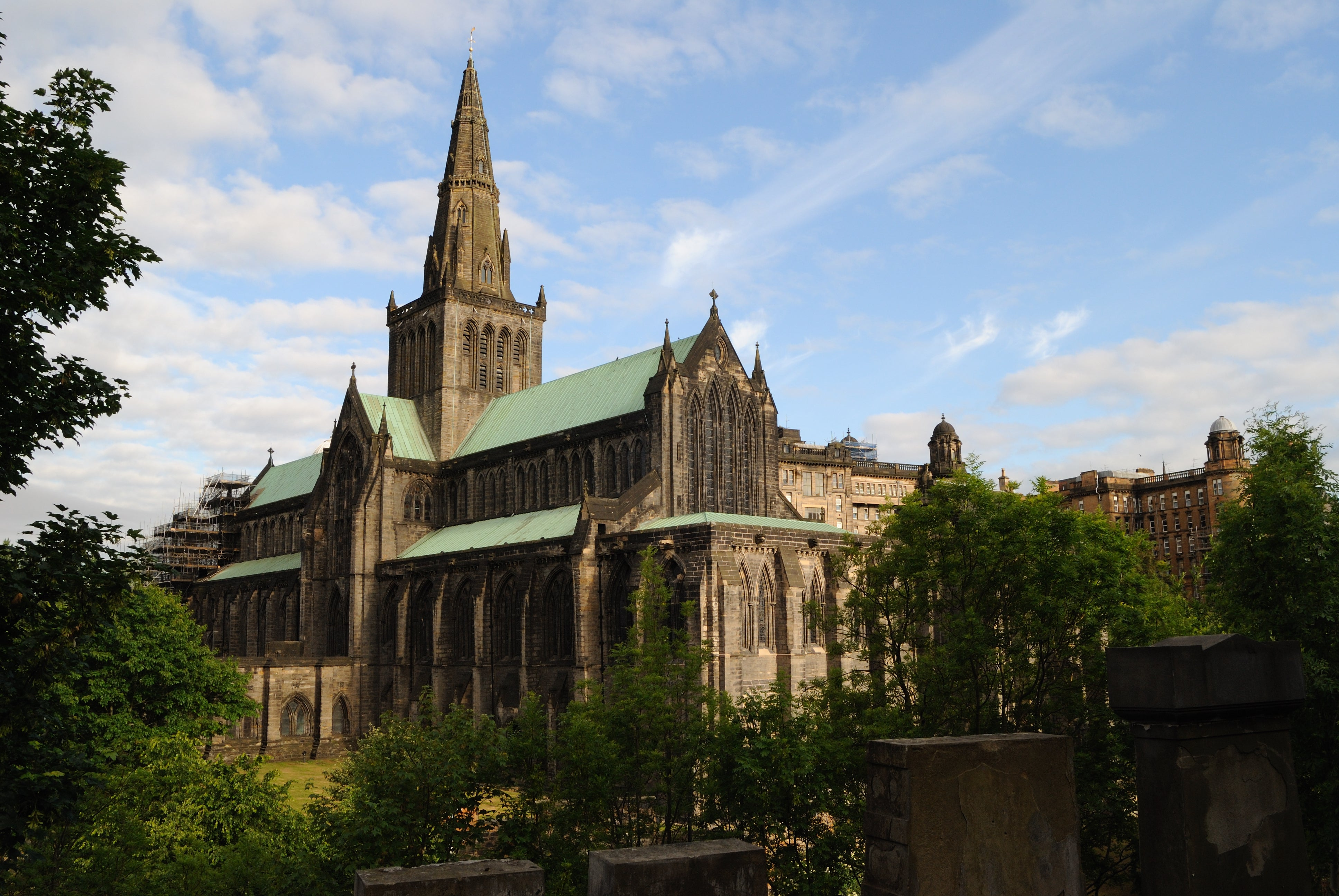 Casa en Catedral de Glasgow - High Kirk