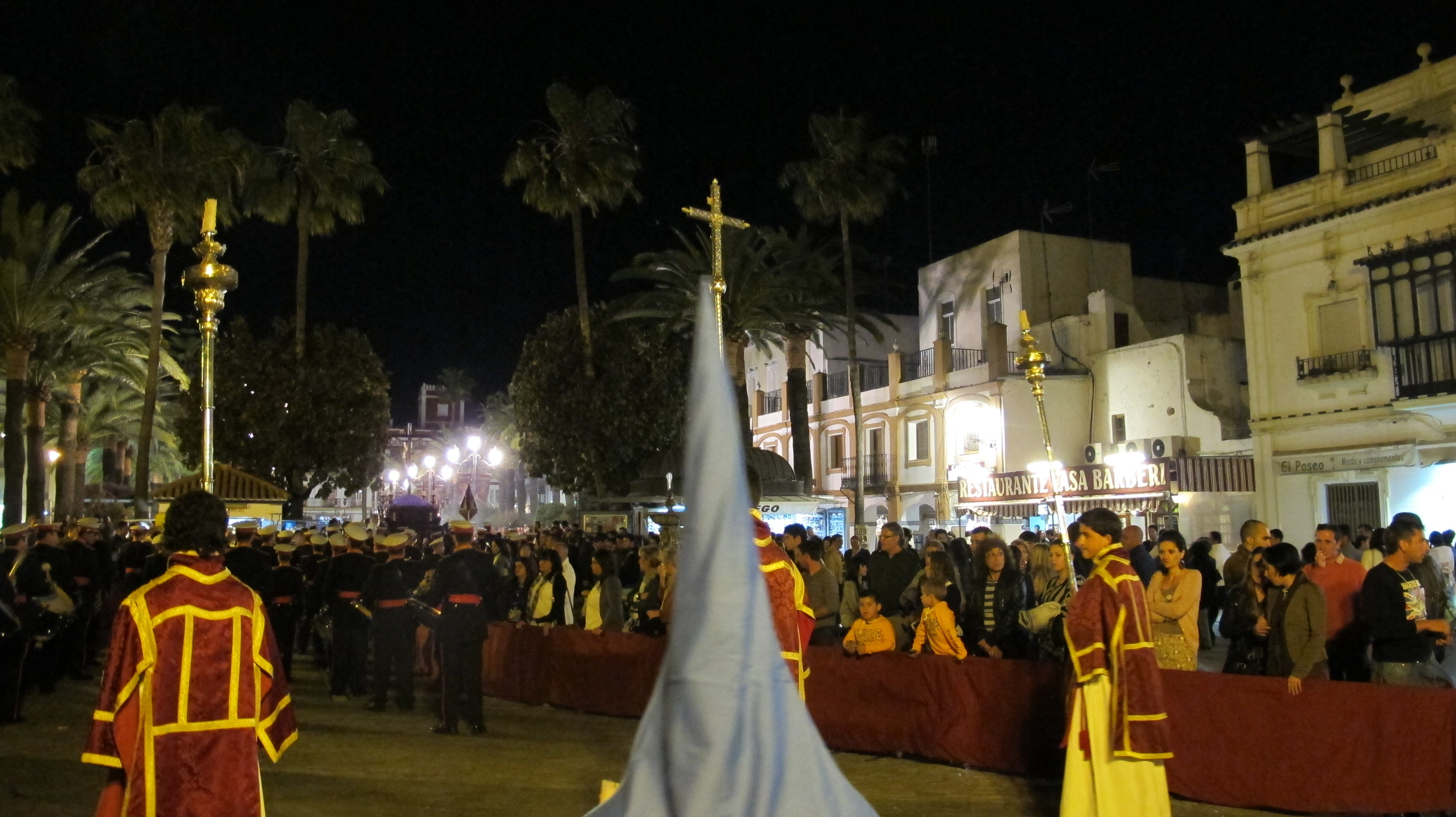 Holly Week in Ayamonte