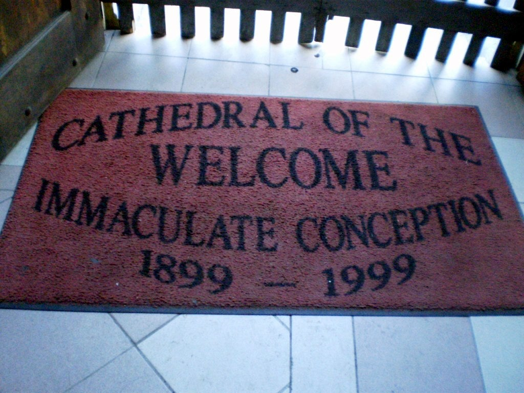 Documento en Cathedral Basilica of the Immaculate Conception