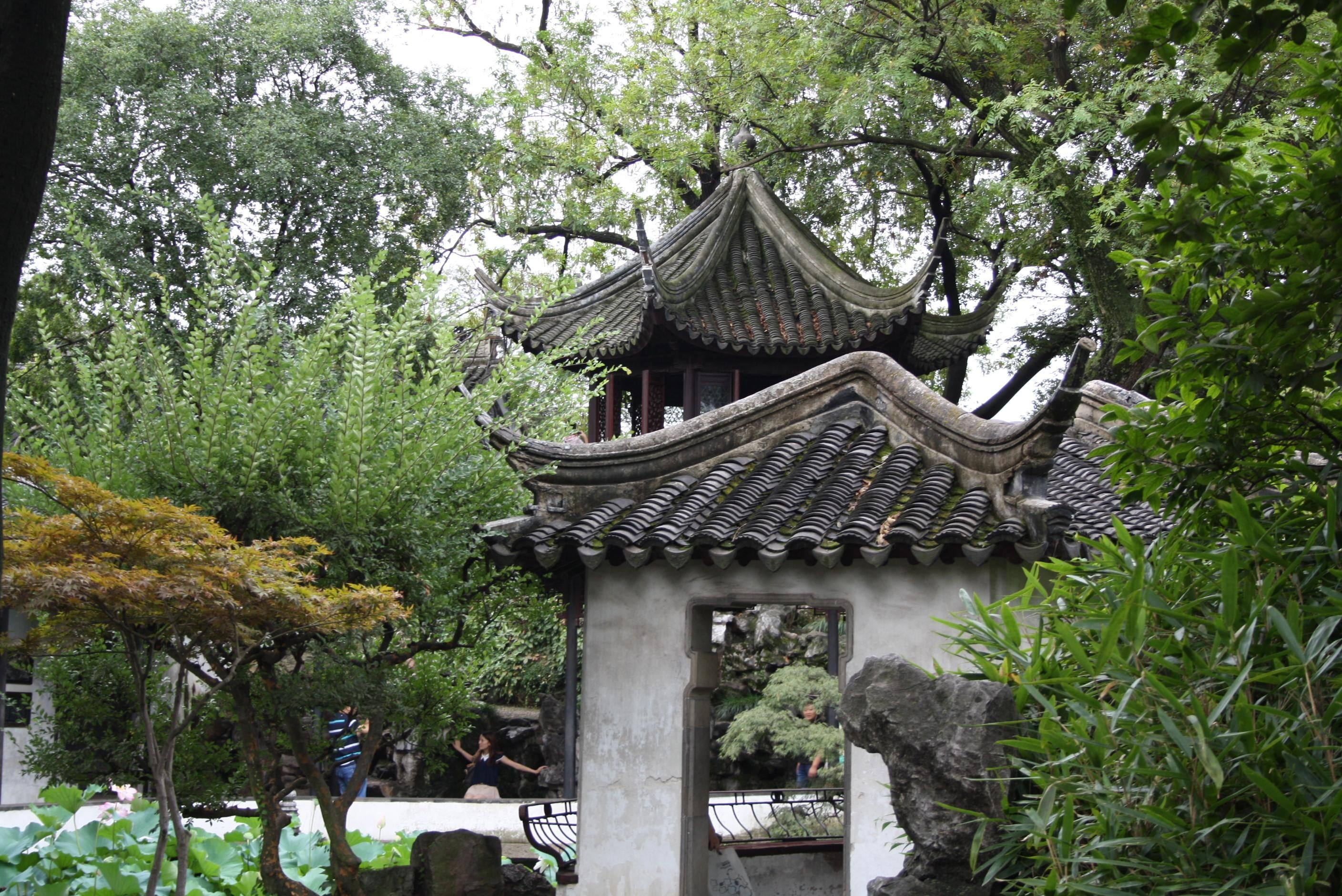 Historic Gardens of Suzhou