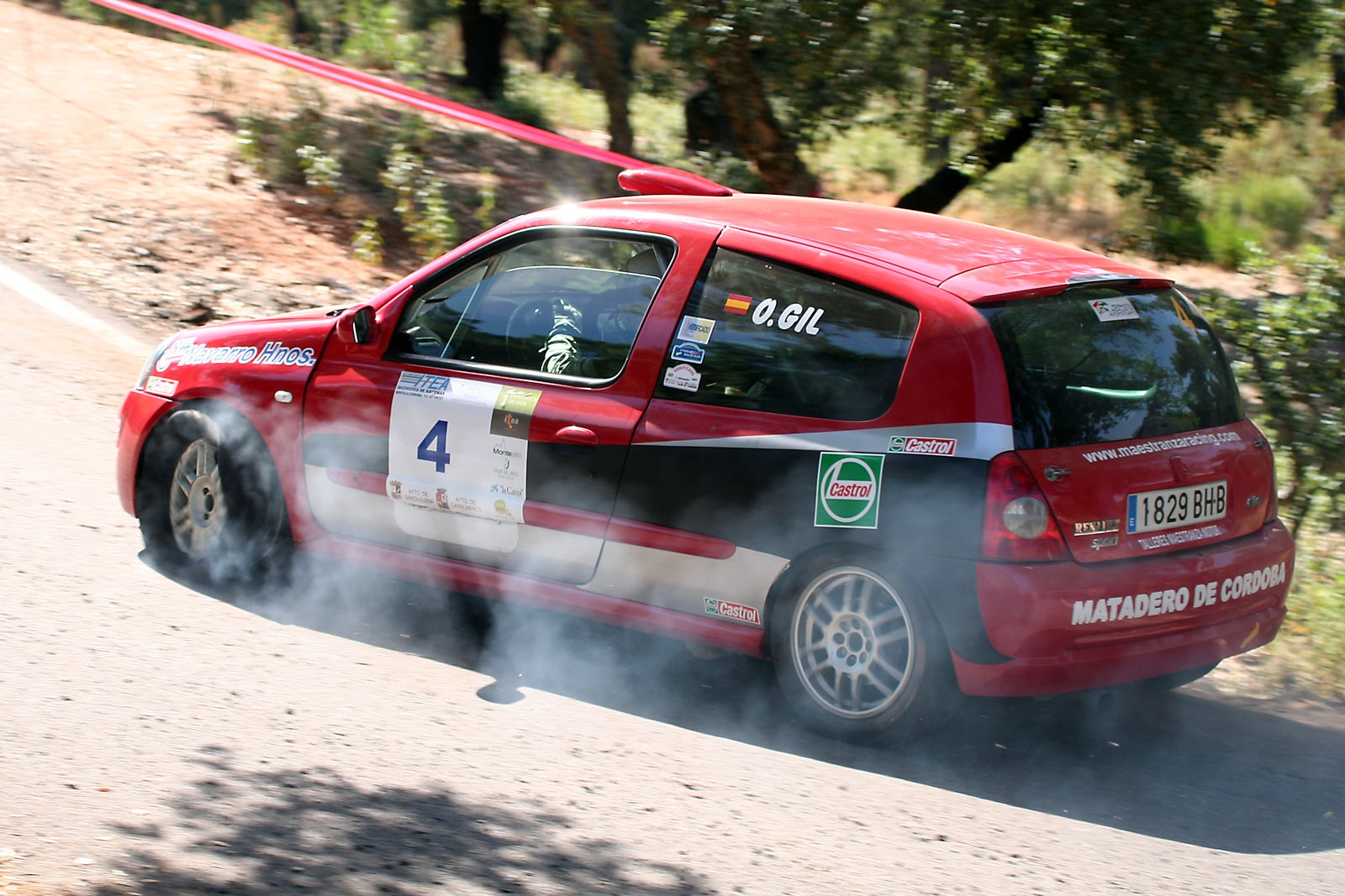 I Rally Sprint Ciudad de la Carolina