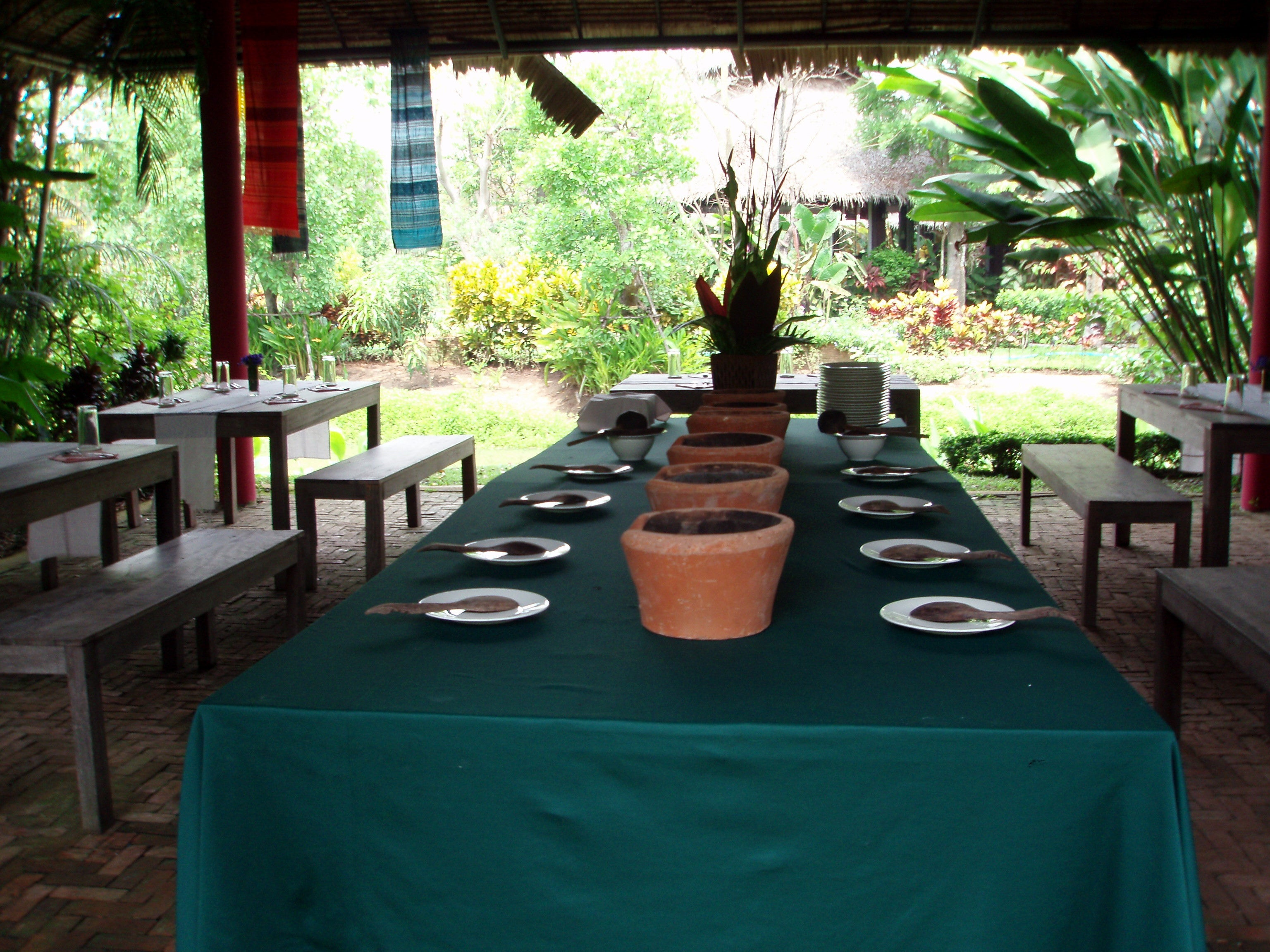 Finca en Restaurante The Chaba Lagoon