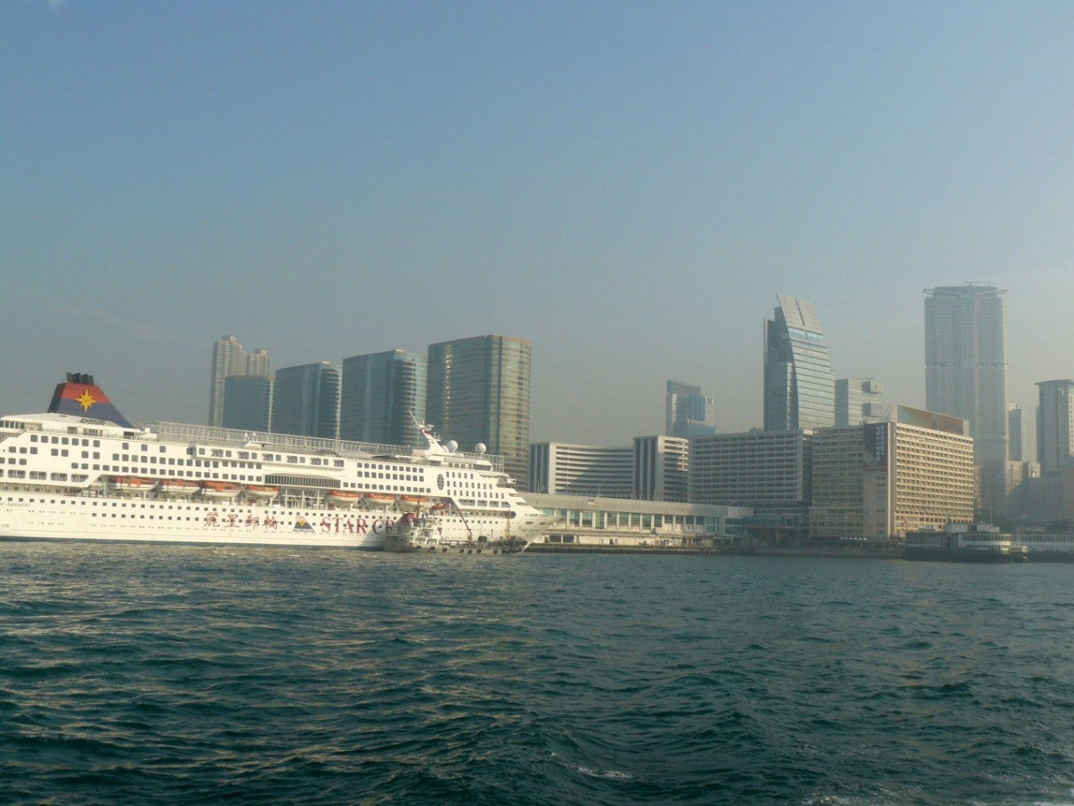 Orilla en Star Ferry