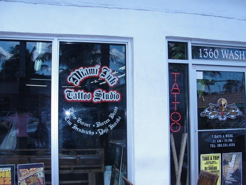 Miami Ink - Love Hate Tattoos