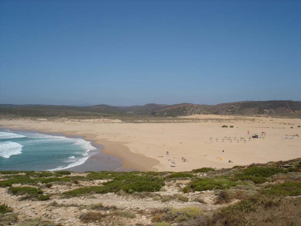 Playa en Playa de Bordeira - Carrapateira