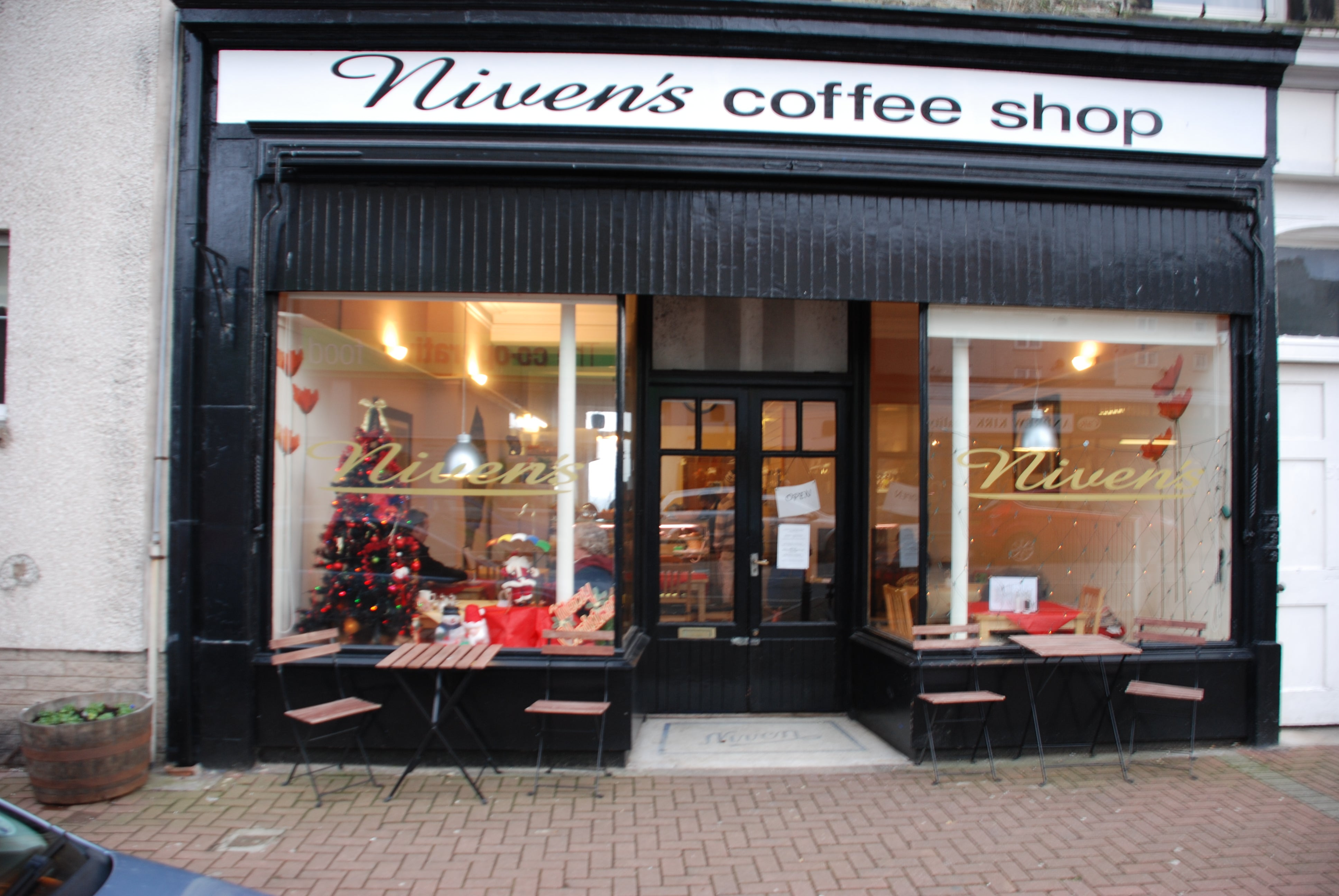 Niven's Coffee Shop