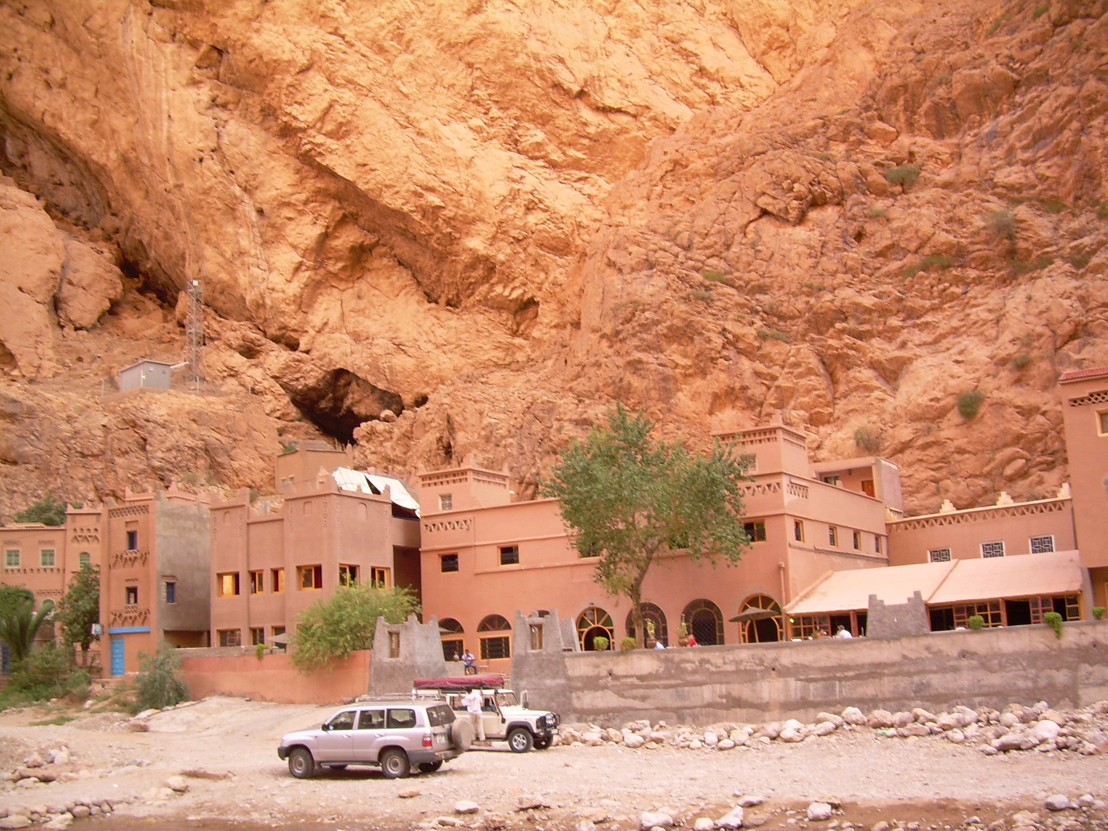 Hotel Kasbah Les Roches