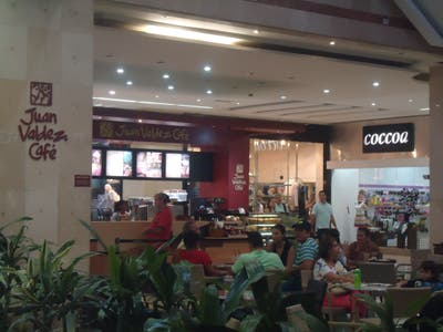 Juan Valdez Cafe Mall La Florida
