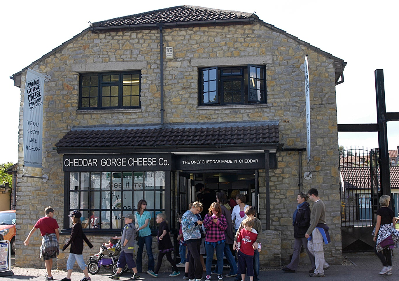 Cheddar Gorge Cheese Co.