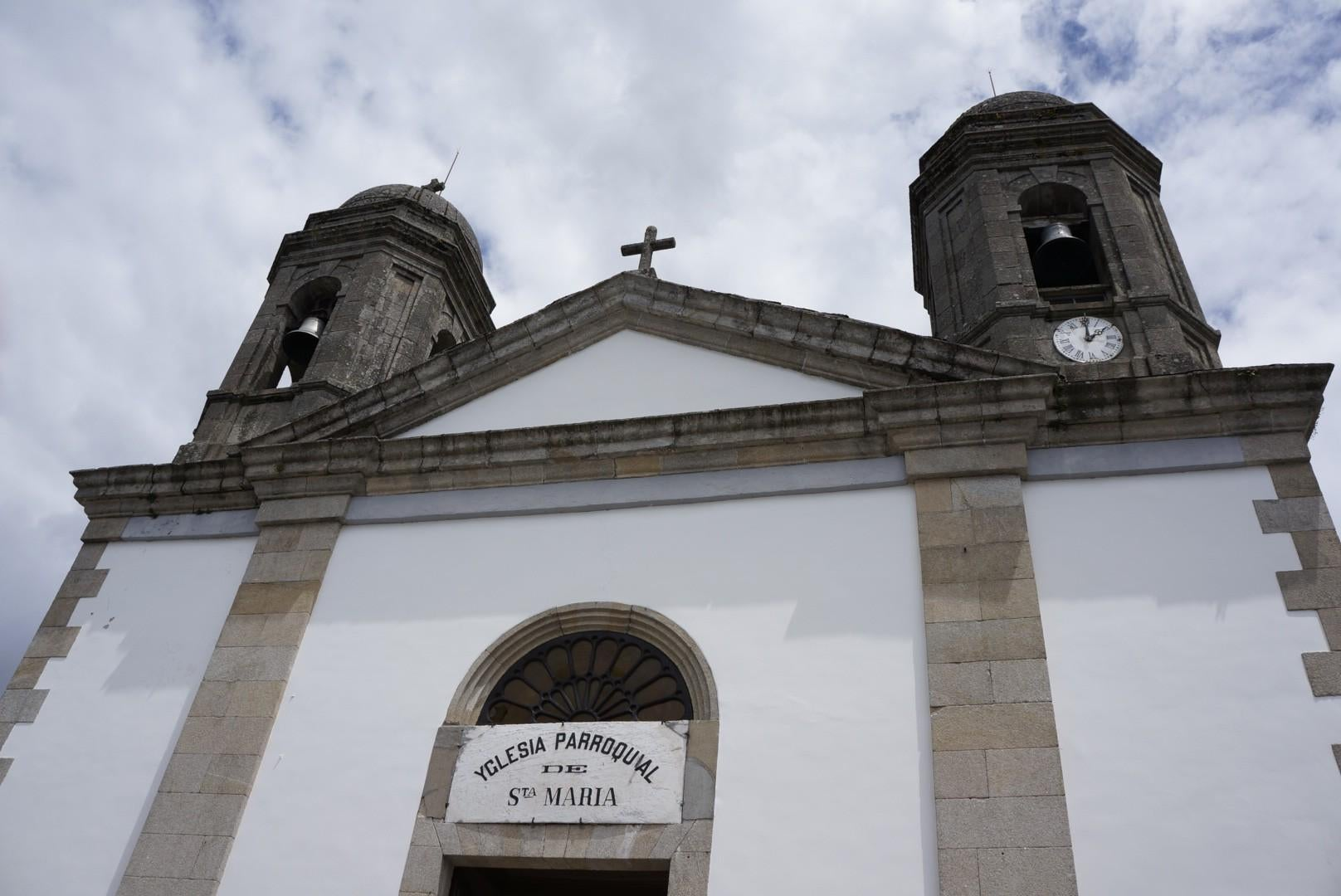 Santa María Parish Church