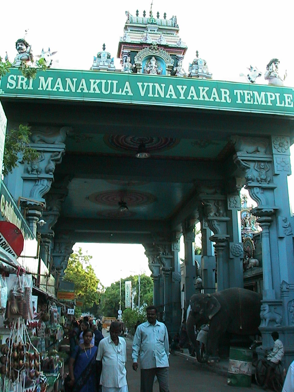 Santuario en Pondicherry