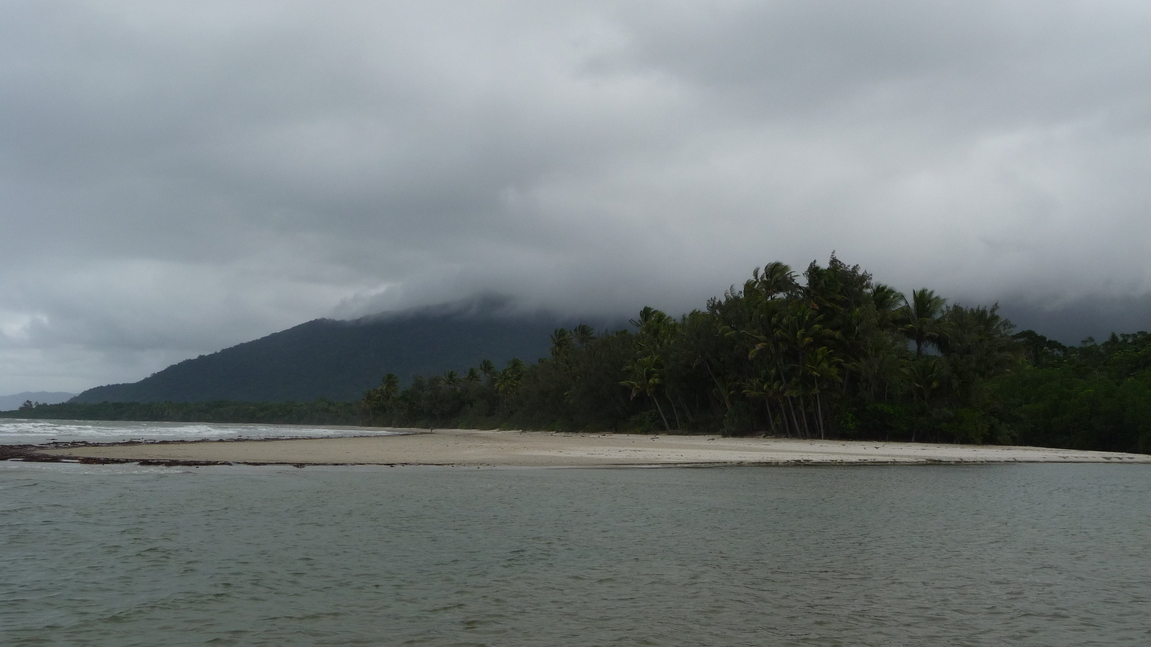 Nube en Cape Tribulation