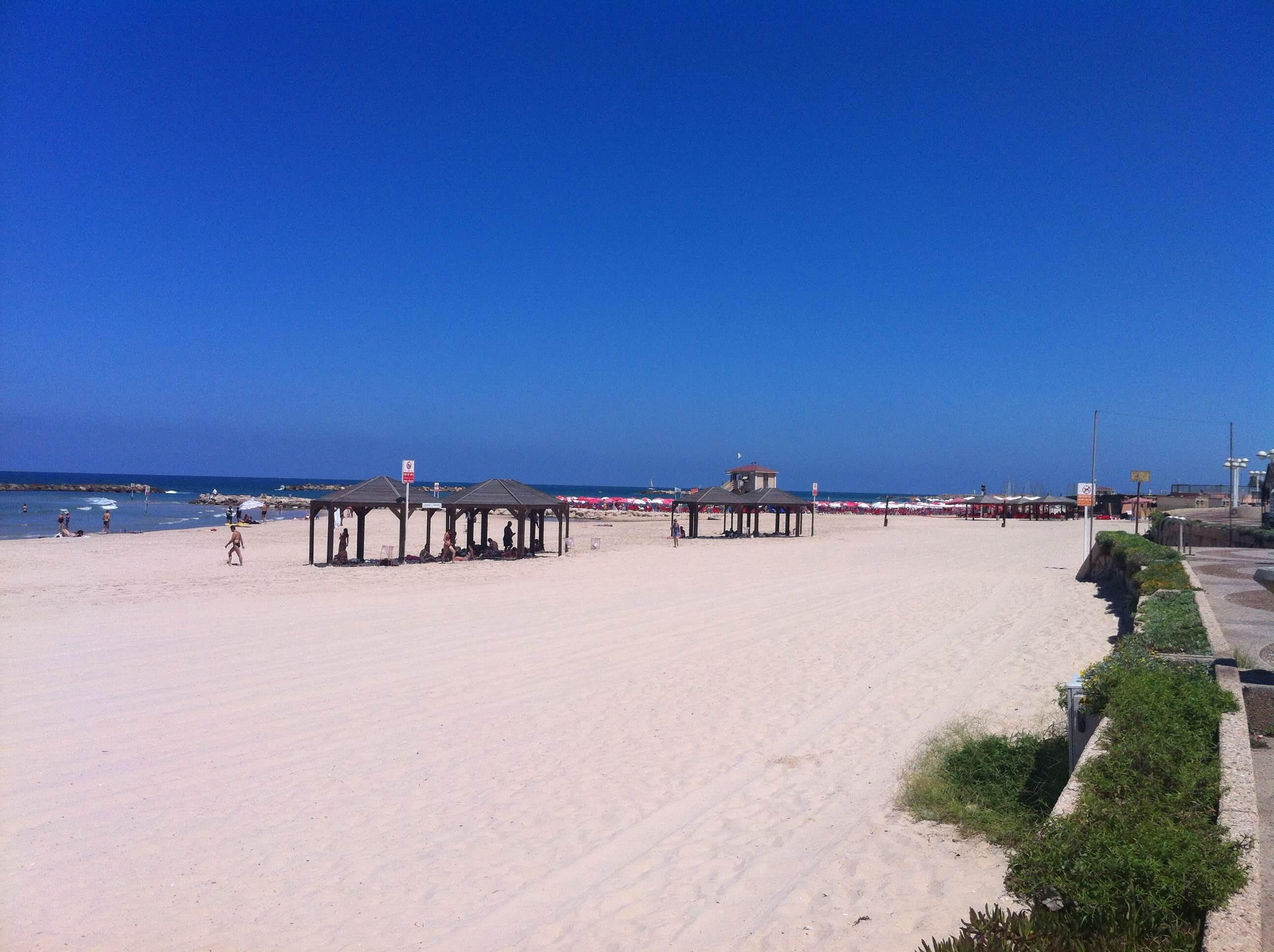 Beaches of Tel Aviv