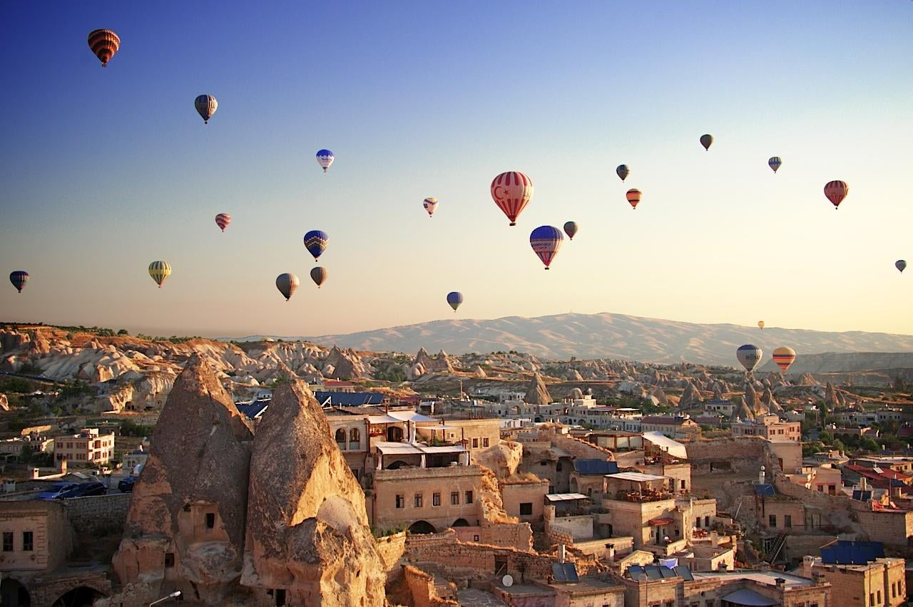 Göreme National Park and the Fairy Chimneys of Cappadocia