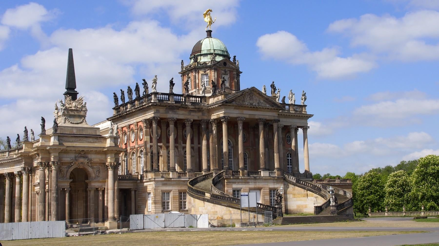 Palaces and Parks of Potsdam