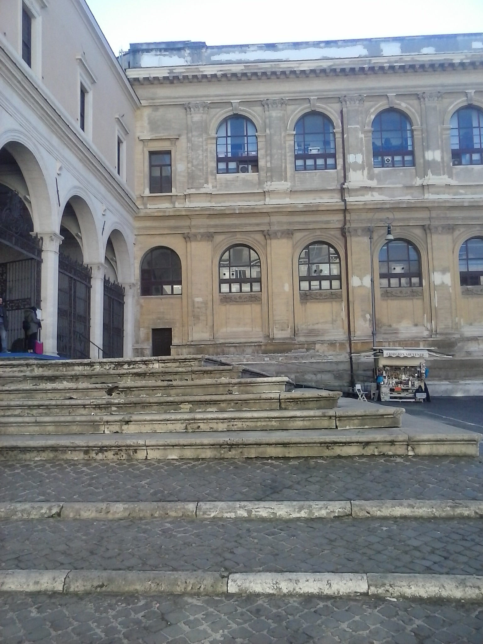 Palace in Piazza di San Pietro in Vincoli