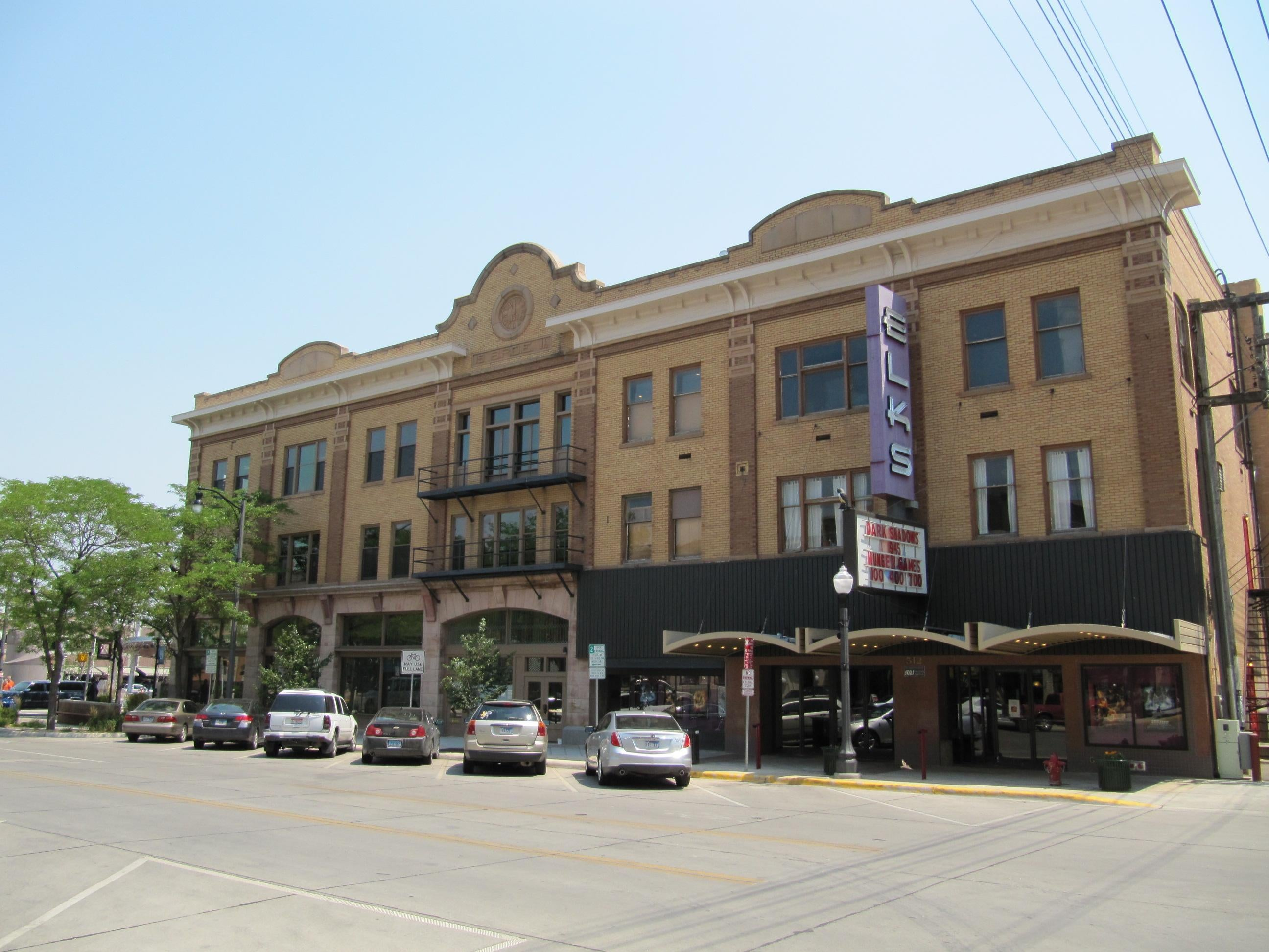 Historic Buildings in Rapid City