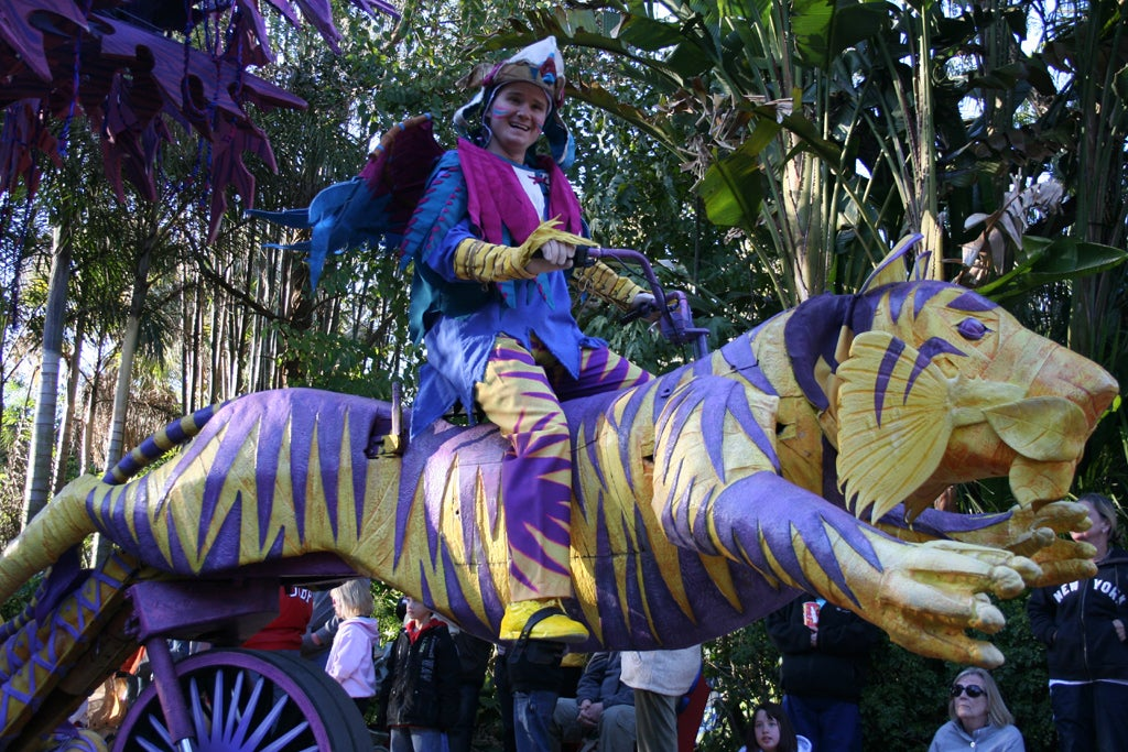 Carnaval en Disney Animal Kingdom