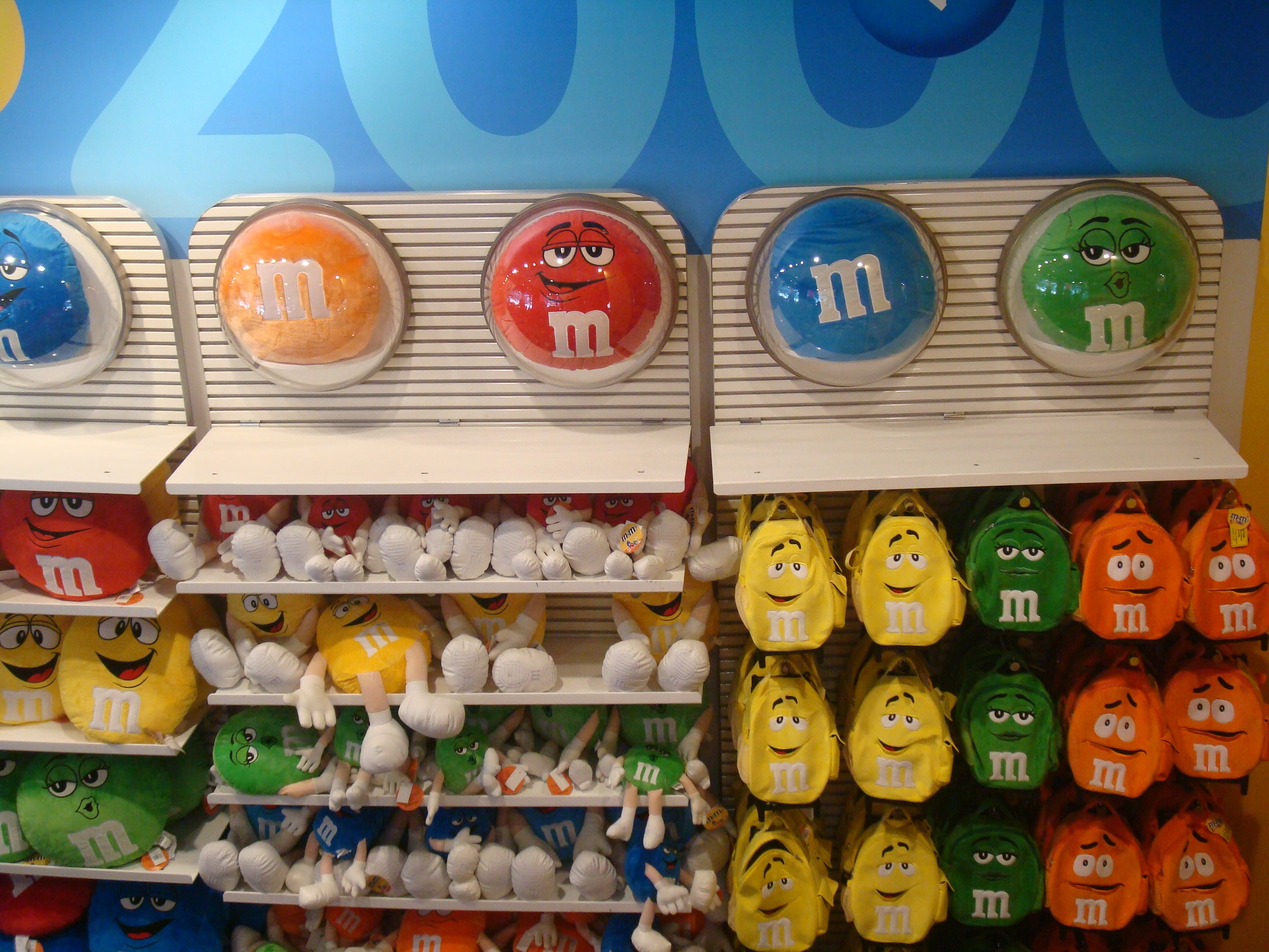 Bazar en M&M'S World